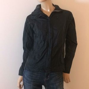 Columbia XS Black windbreaker Jacket Coat